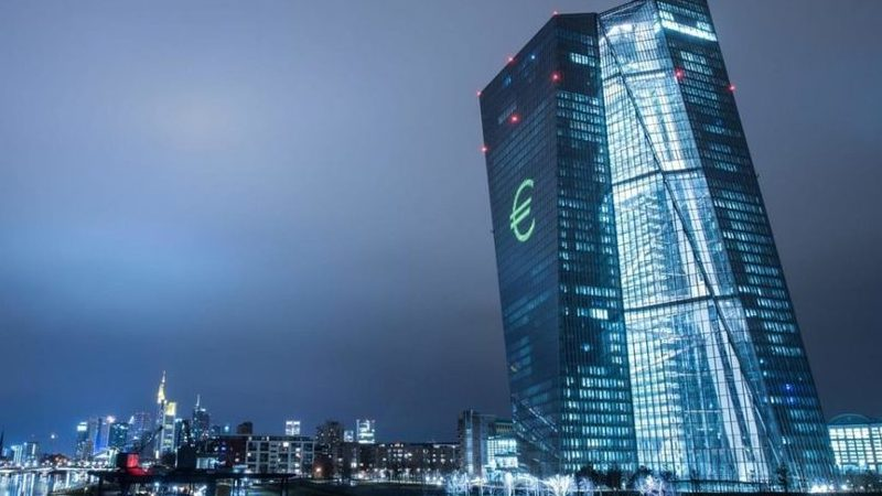BCE lucra 2,4 mil milhões de euros em 2019