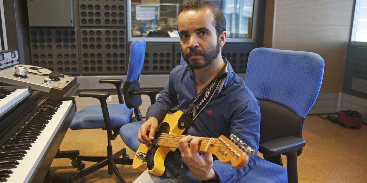 Tomás Anahory: O rapaz que deu música à diálise