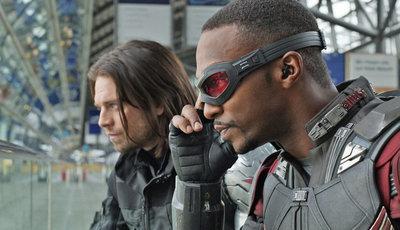 """""""Falcão & Soldado de Inverno"""": série da Marvel chega em 2020 com duas surpresas"""