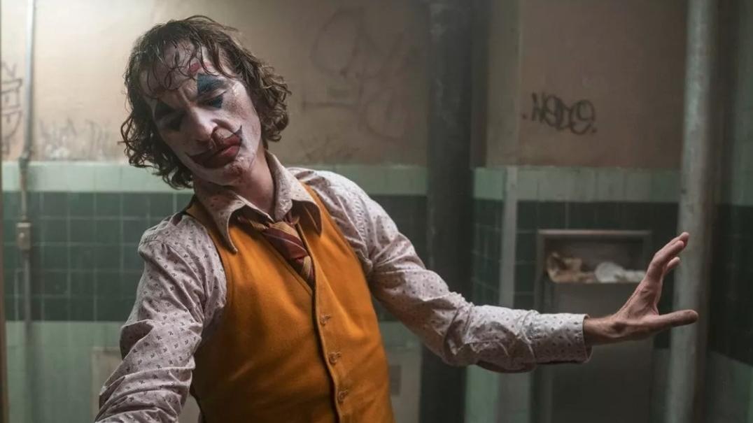 Fã captou cena da dança de Joker nas escadas em tempo real