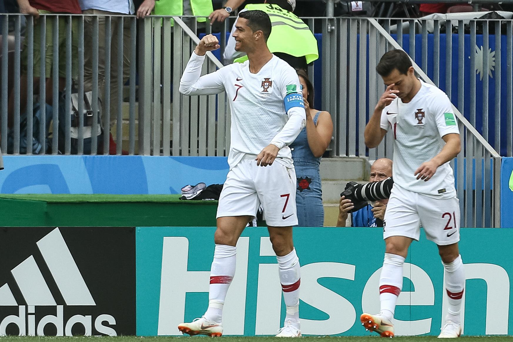 """Cristiano Ronaldo: """"Vamos pensar jogo a jogo"""""""