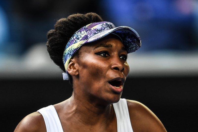 Venus Williams nas meias-finais