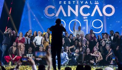 A caminho da Eurovisão: Festival da Canção vai contar com 16 canções inéditas
