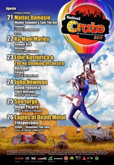 Festival do Crato 2017