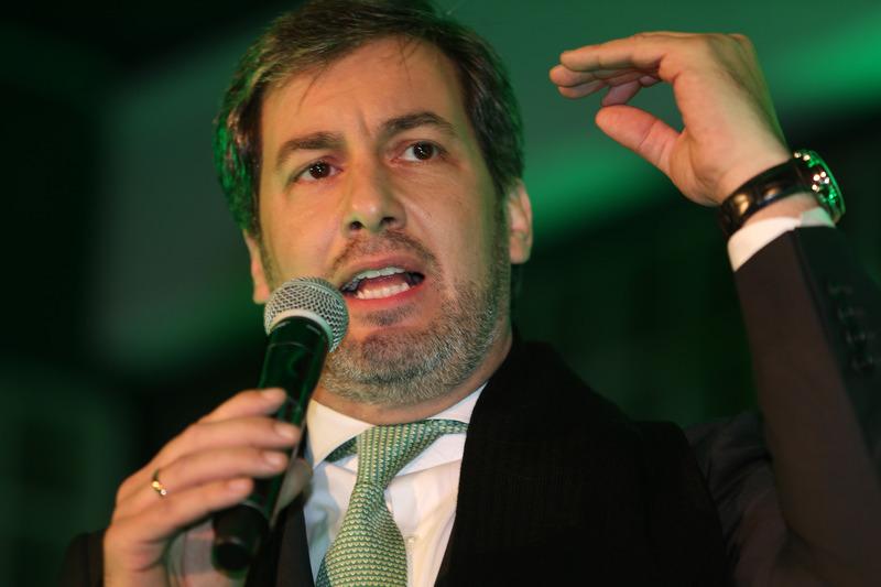"""Bruno de Carvalho: """"Na primeira vez que ganharmos…ninguém nos vai parar!"""""""