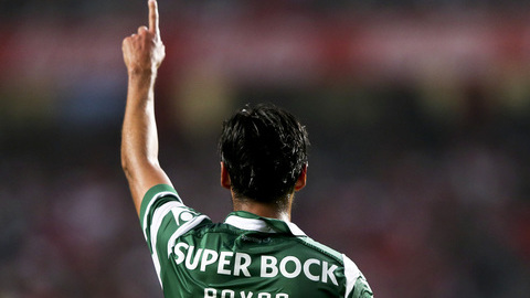 """Sporting: Bryan Ruiz quer tranquilidade para """"continuar a lutar pela liderança"""""""