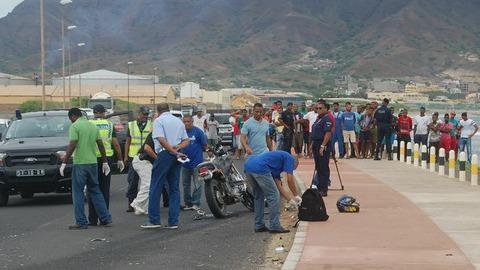 São Vicente: Três mortos em acidente de trânsito na estrada de São Pedro