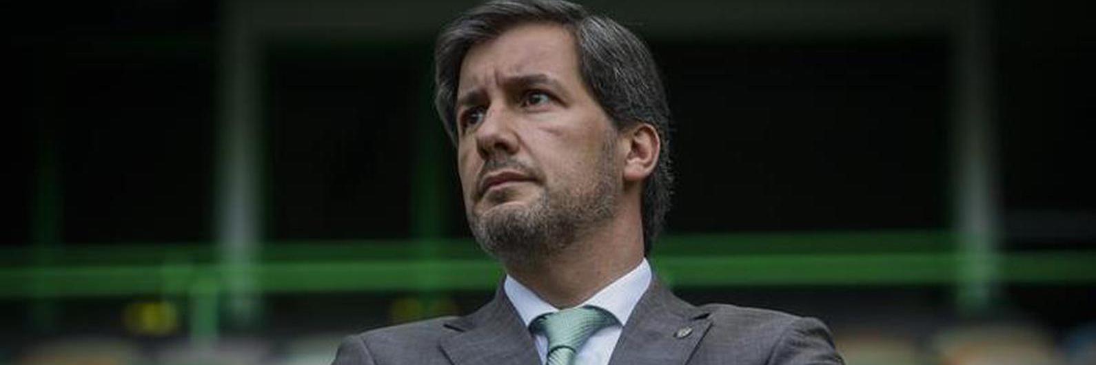 """Eleições Sporting/Bruno de Carvalho: """"Madeira Rodrigues tentou vender o clube"""""""