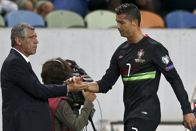 """""""Champions? Vamos torcer pelo Cristiano e pelo Pepe, são a maioria"""""""