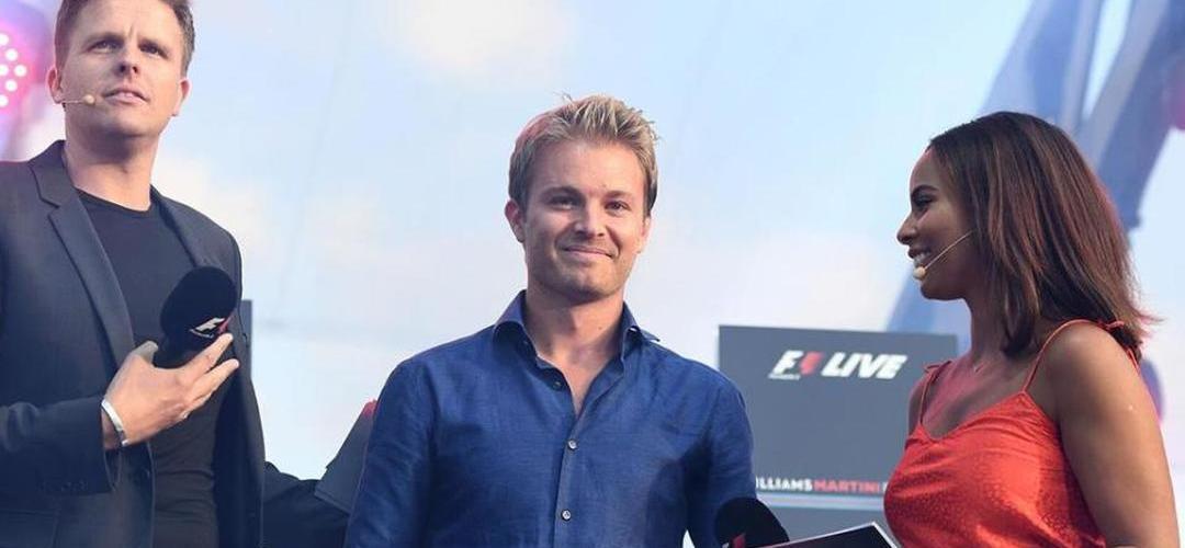 Fórmula E: Nico Rosberg apontado para 'patrão' da equipa Mercedes