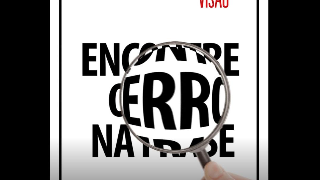 Encontre o Erro de Português - #16