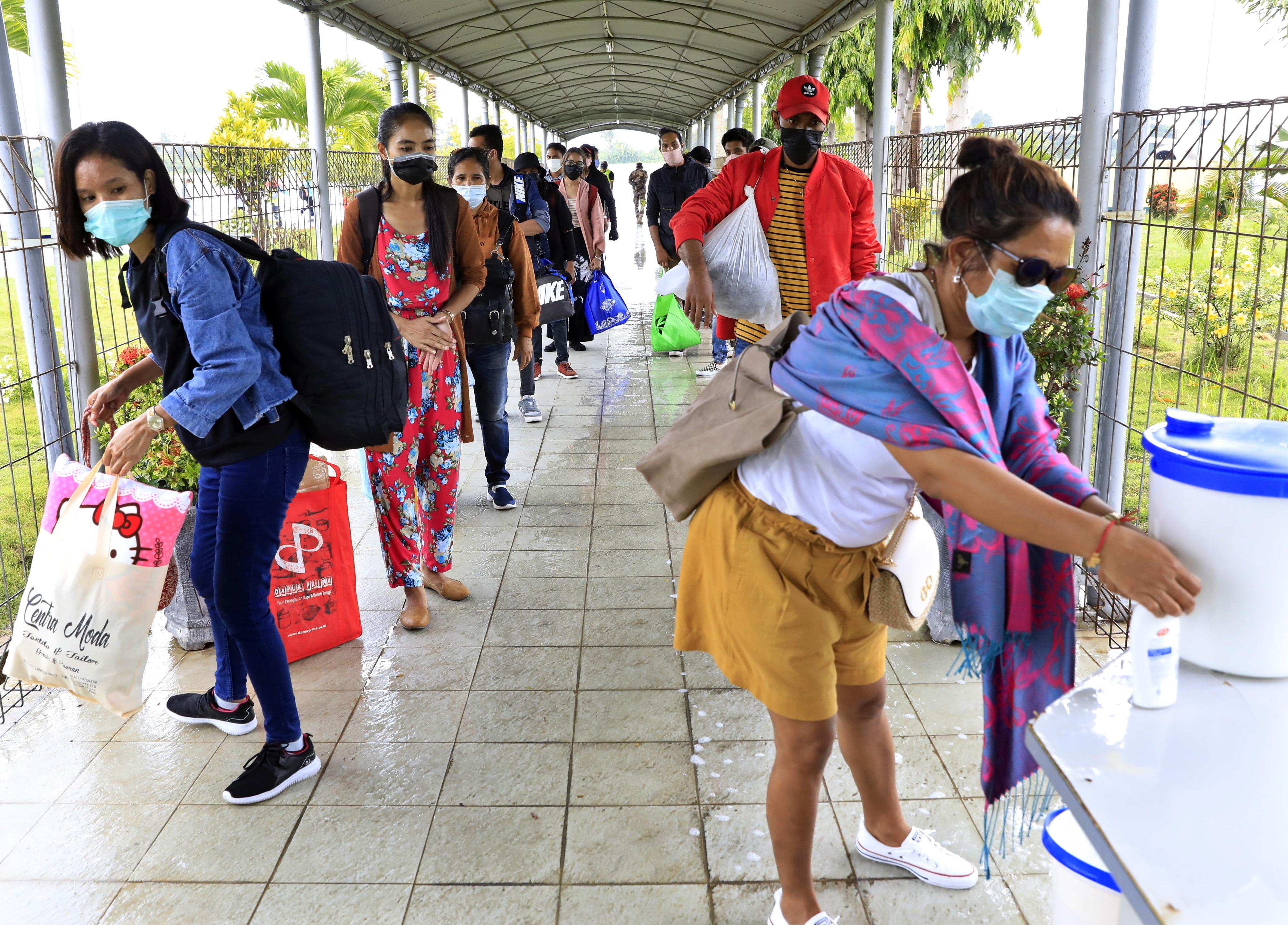COVID-19: Regresso ao país e casos assintomáticos são os maiores riscos em Timor-Leste