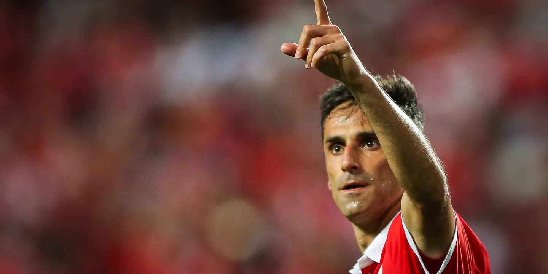 Benfica 5-0 Belenenses: Jonas abriu a porta do golo e fechou encontro com 'hat-trick' no bolso