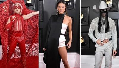 Terão sido estes os piores looks dos Grammys 2020?