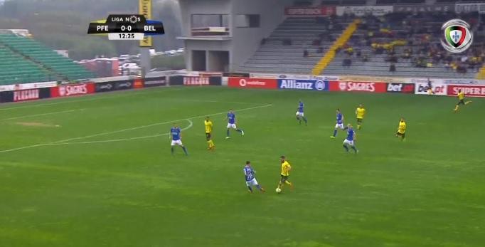 VÍDEO: Vejo golo de Luiz Phellype que inaugurou o marcador na Mata Real
