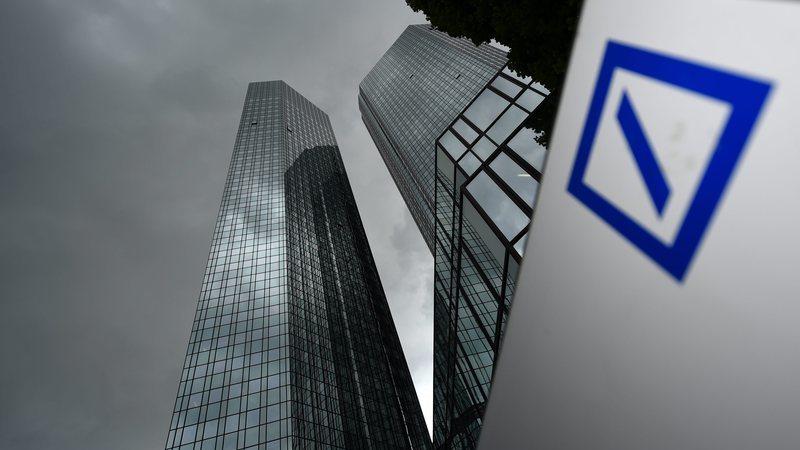 Deutsche Bank terá de sobreviver sem ajuda do Estado, diz presidente do Eurogrupo