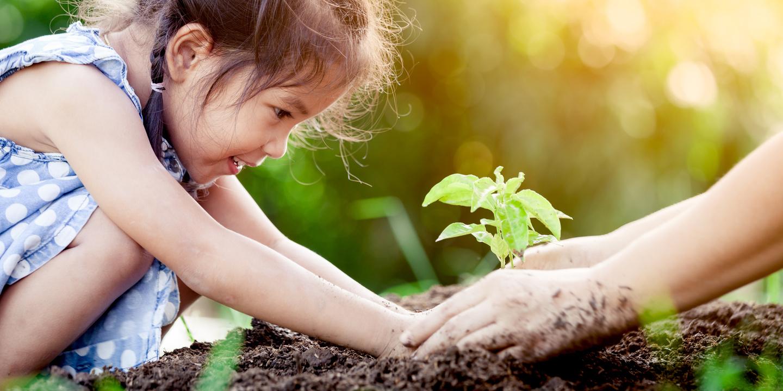 Vamos salvar o planeta? Ensine o seu filho a ser um cidadão responsável e amigo do ambiente