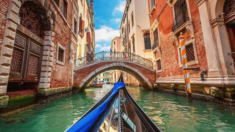 Veneza: paixão à primeira vista