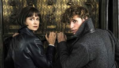 "Primeiras imagens de ""Os Crimes de Grindelwald"": magia de Harry Potter está de volta"