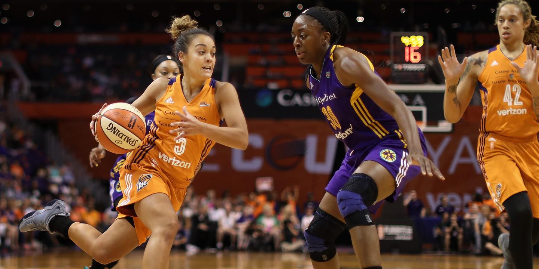 Basquetebol: Sparks e Lynx reeditam final da WNBA após triunfos demilidores nas 'meias'