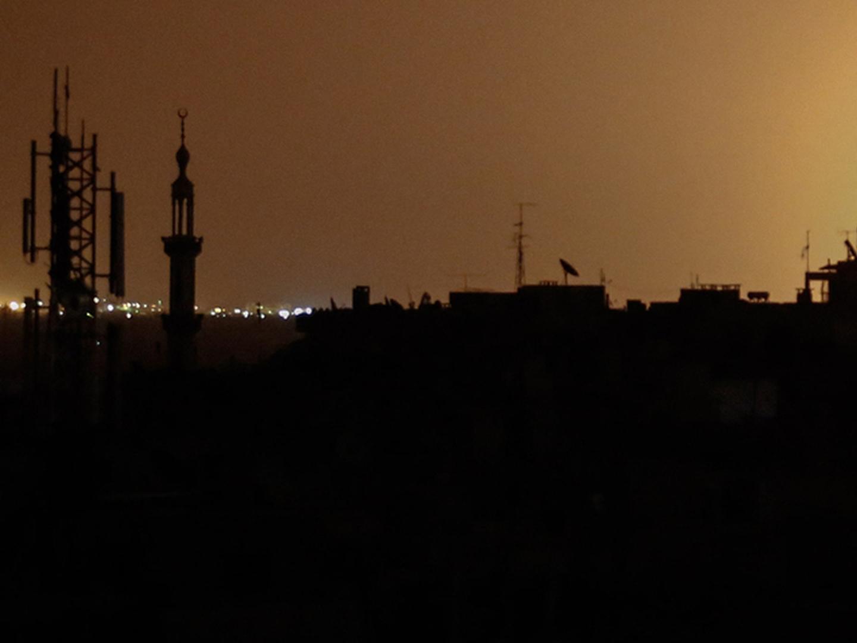 Israel ataca posições do exército sírio pelo terceira vez desde sábado