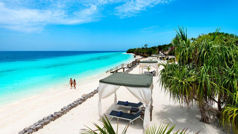 Fuja do frio e deixe-se seduzir por este paraíso à beira do Índico