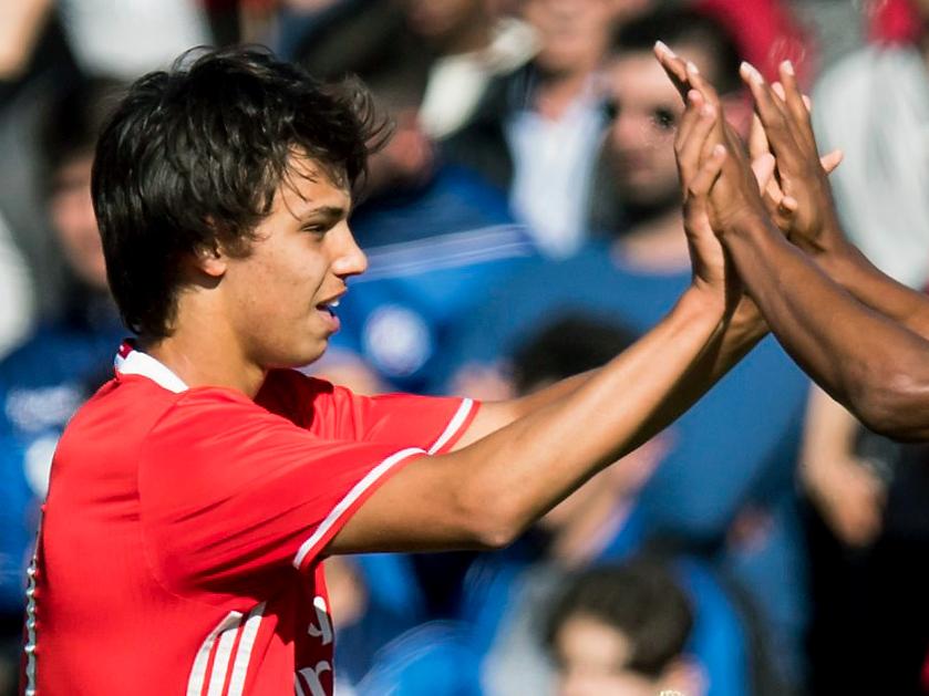 João Félix renova com o Benfica por quatro temporadas