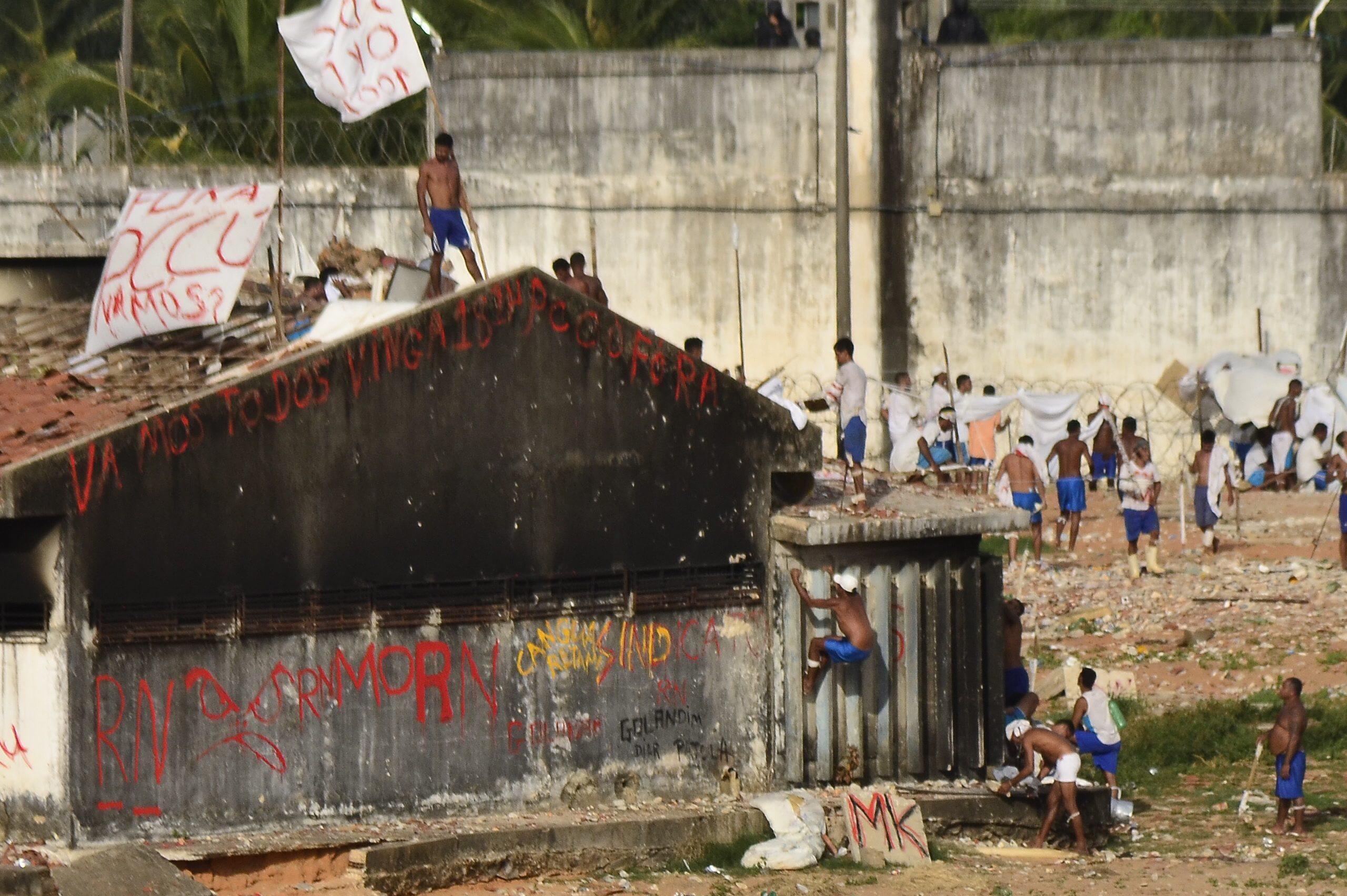 Brasil: Autoridades encontram três túneis em cadeia do Rio Grande do Norte