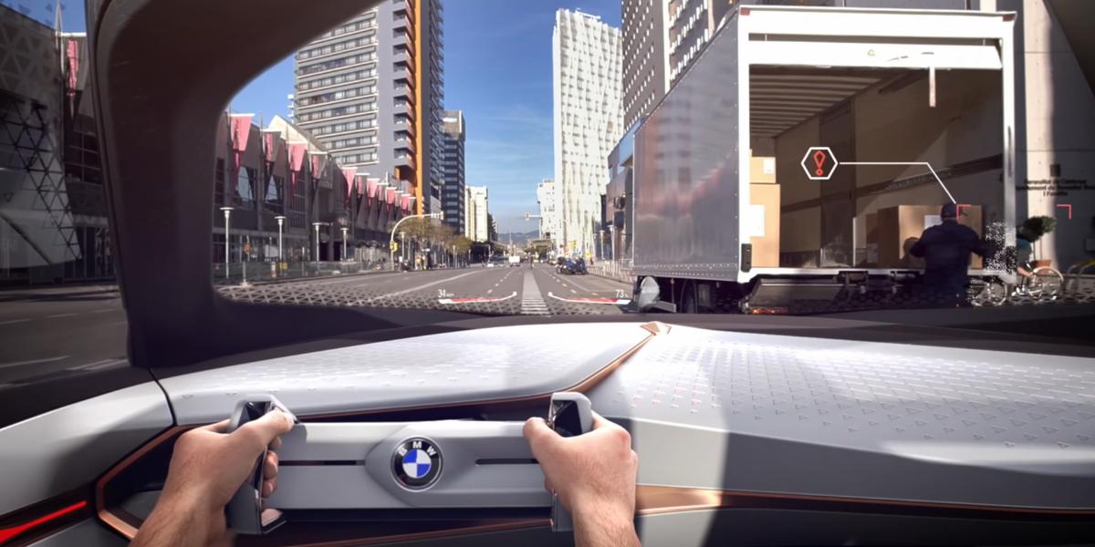 BMW compra aplicação de estacionamento