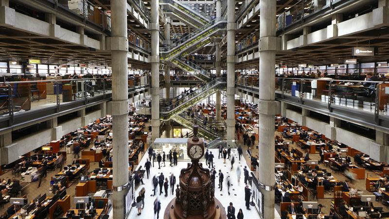 Lloyd's of London cria órgão único de governação