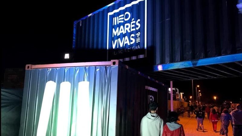 Tráfego Wi-Fi bateu os 3 terabytes no Festival Meo Marés Vivas