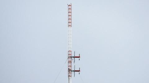 Antena em que terá embatido o helicóptero do INEM está licenciada à Rádio Comercial