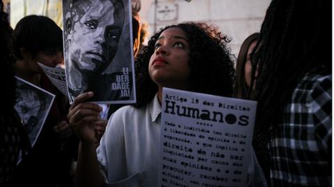 """UNITA recorda que condenação de activistas angolanos provocou """"indignação"""""""