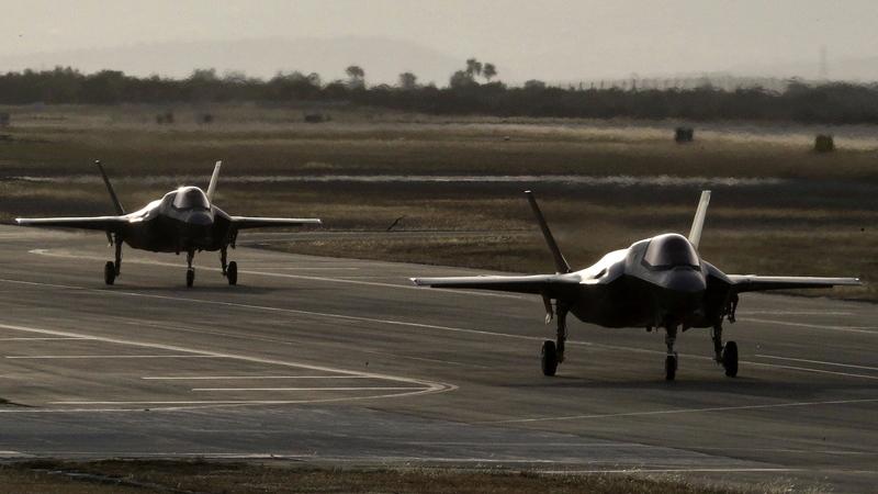 EUA vão vender 105 caças F-35 ao Japão