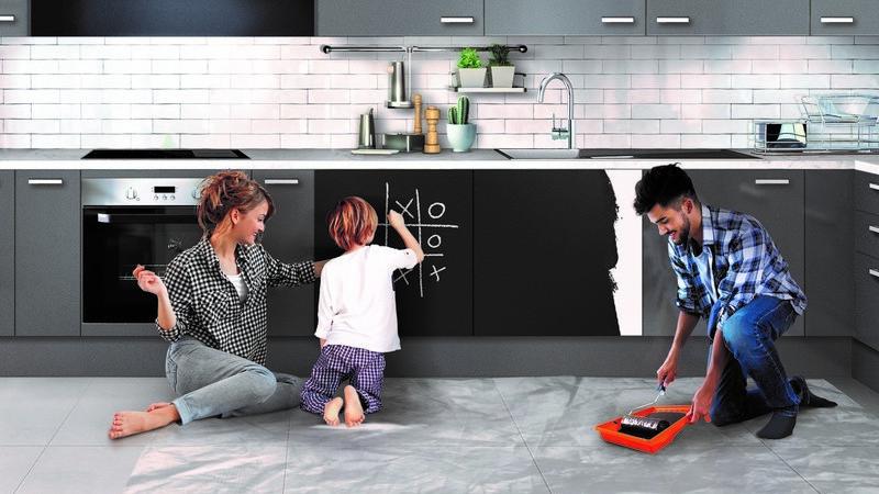 Farta da cor dos móveis de cozinha? Veja as nossas ideias