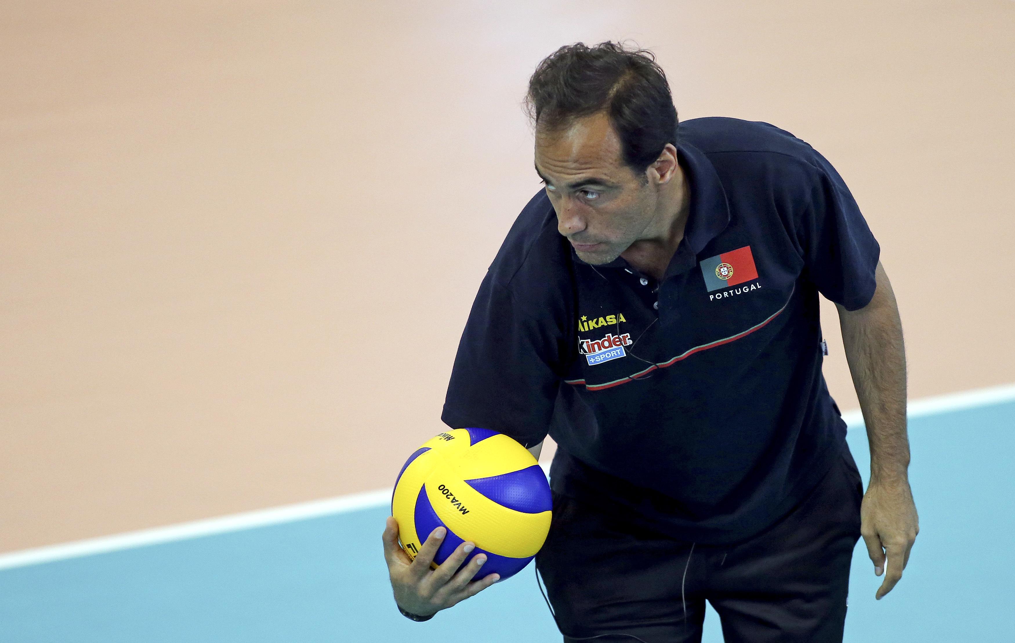 Portugal quer atingir as meias-finais da Volleybal Challenger Cup