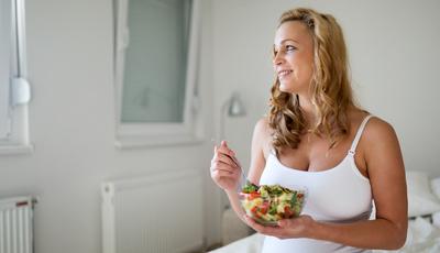 Grávidas: dicas preciosas para uma dieta saudável