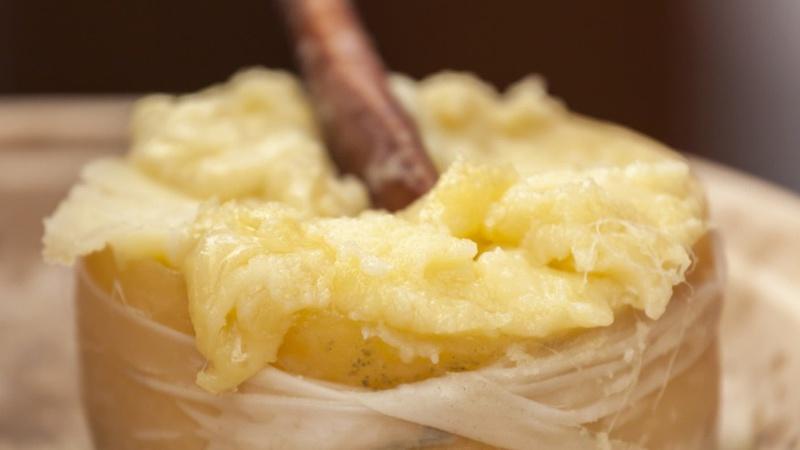 """Alimentação: """"Fazer uma tampa no queijo para o servir à colher é matá-lo"""""""