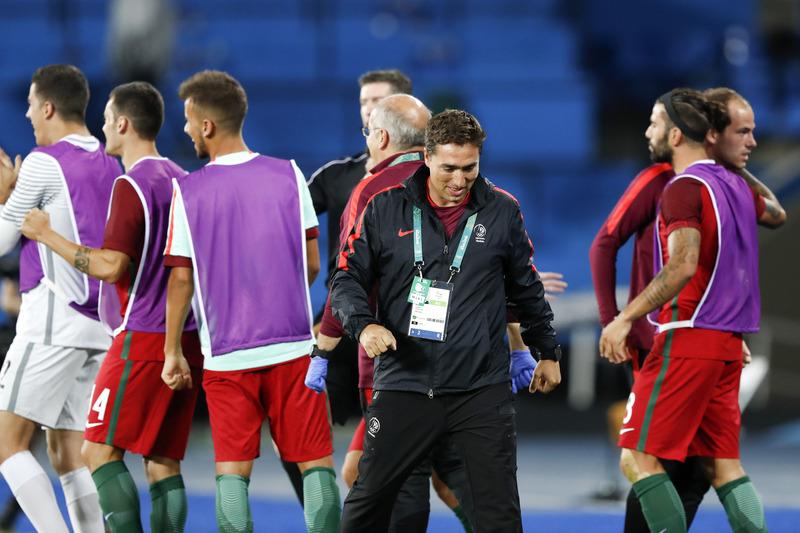 Rui Jorge explica o sucesso dos Sub-21 de Portugal