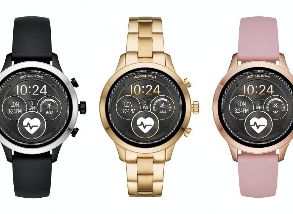 Michael Kors renova linha de relógios inteligentes com a adição de um clássico analógico