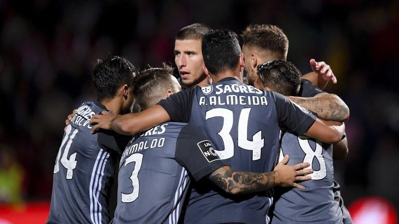 Desp. Aves 1-3 Benfica: No reino das aves quem voou mais alto foi a 'águia'
