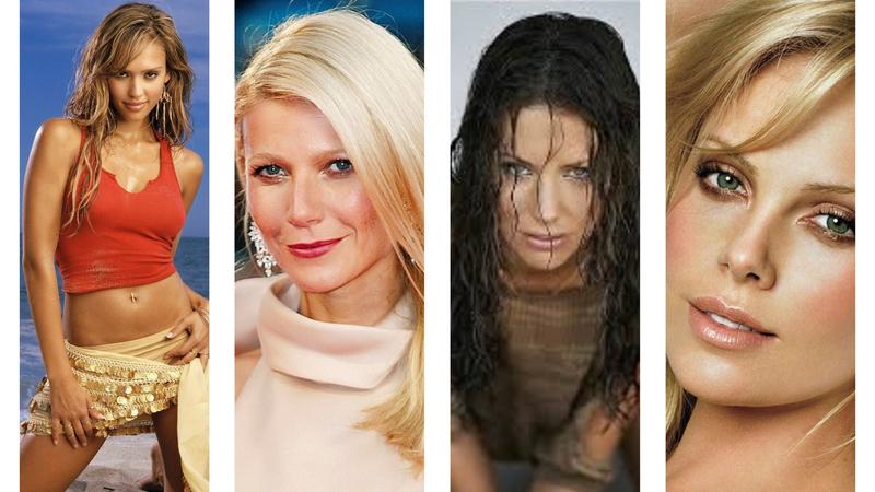 Quiz: Quem é considerada a atriz mais bonita?