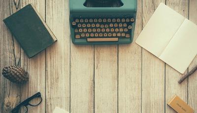 Gosta de escrever?