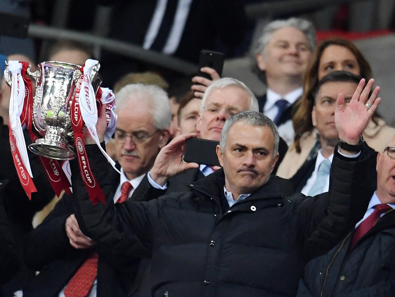 """José Mourinho, o """"Comeback One"""""""
