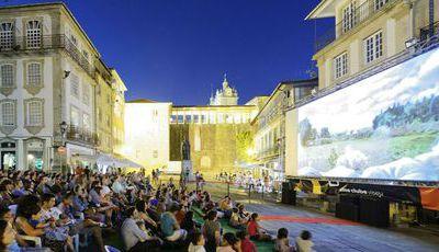 Cinema ao ar livre pelo País