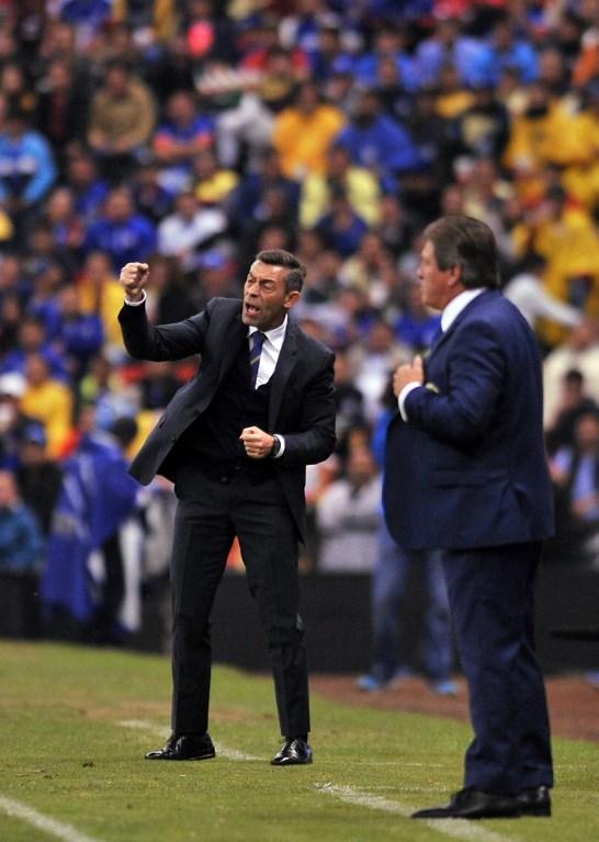 Pedro Caixinha empata primeiro jogo da final do Torneio de Abertura mexicano