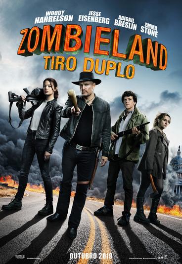 """""""Zombieland: Tiro Duplo"""": ganhe convites para as antestreias"""