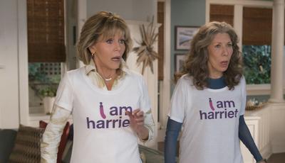 """""""Grace and Frankie"""" estão de volta: Conhece as maiores amizades das séries televisivas?"""