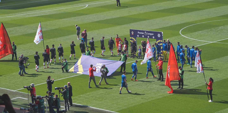 Premier League: A experiência de ver um jogo ao vivo. E que jogo!