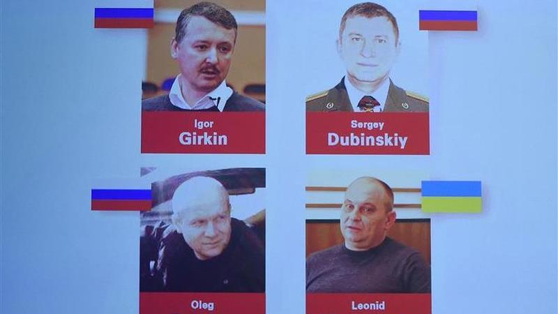 Queda do MH17. Três russos e um ucraniano acusados de homicídio